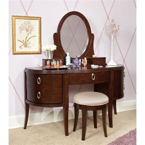 bedroom set with vanity dresser furniture girl section stylish bedroom vanity tables