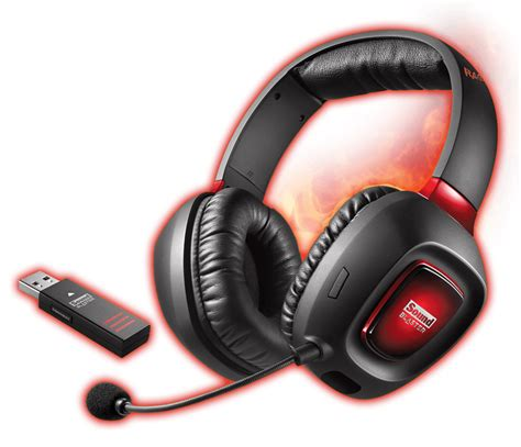 Headset Creative sound blaster tactic3d rage wireless v2 0 gaming headsets creative labs united states