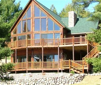 Cabin Rentals Hayward Wi by 5br Chalet Vacation Rental In Hayward Wisconsin 268417 Agreatertown