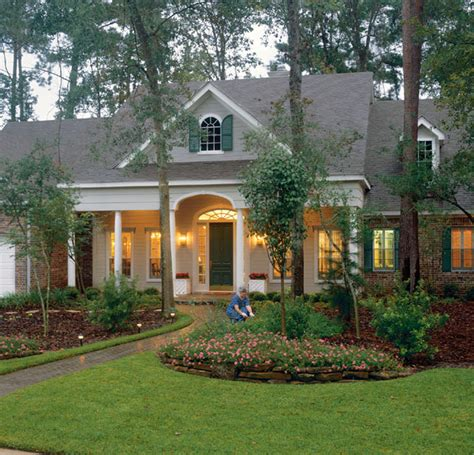 sl house plans valleydale stephen fuller inc southern living house