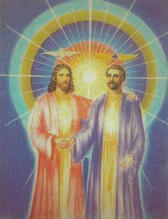 jesus  mestre  amor ao proximo esta junto  saint