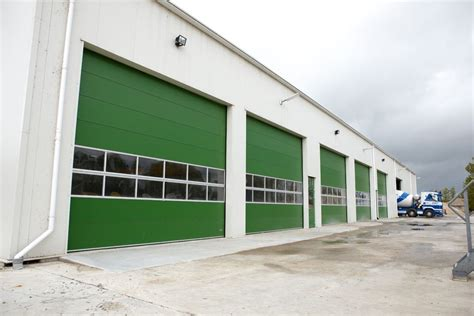 Sectional Overhead Doors Compact Sectional Overhead Door Uk Roller Shutters