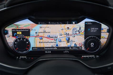 Audi Tt Cockpit by Updated A3 Expected To Receive Audi Virtual Cockpit