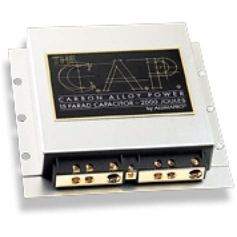 5 farad capacitor alumapro cap5 v2 alumapro cap 5 v2 version 2 carbon alloy power 5 farad capacitor