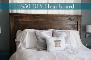 Diy Queen Headboard by Beingbrook Diy Queen Headboard Building