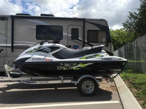 yamaha boats for sale in tennessee yamaha wave runner fzs vxr boats for sale in nashville