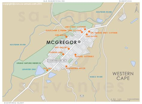mcgregor map