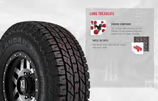 G H Truck Tires Houston Tx Yokohama Geolandar G015 All Terrain Suv And Truck Tire