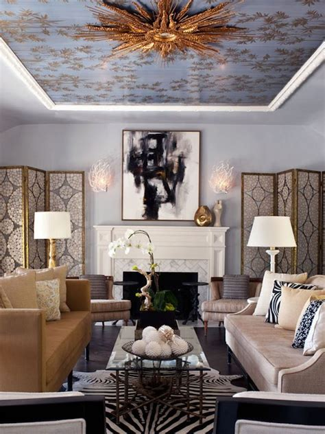 glam design living room art deco living room great