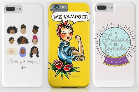 10 By 10 Kitchen Designs 10 awesome girl power phone cases international women s day
