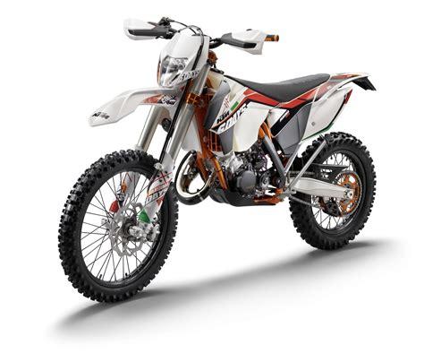 Neue Trial Motorräder 2014 by Ktm Exc Sixdays Modelle 2014 Studio Bilder