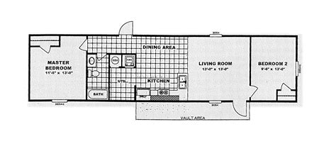 14x60 mobile home floor plans 14x60 mobile home floor plans avie home