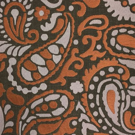 house pattern fabric harley modern paisley pattern jacquard fabric by the yard