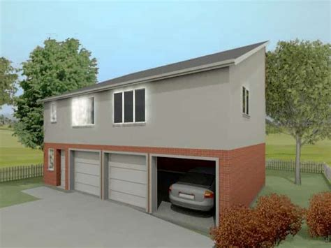 Storage Garage With Living Quarters The Arundel Annexe Plans Houseplansdirect