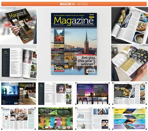 Professional Graphic Design Magazine Templates Resources Graphic Design Junction Graphic Design Resources Templates