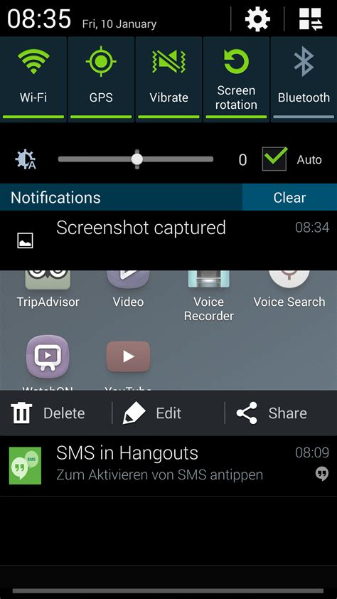 samsung galaxy  android  full screenshots  image leaked android