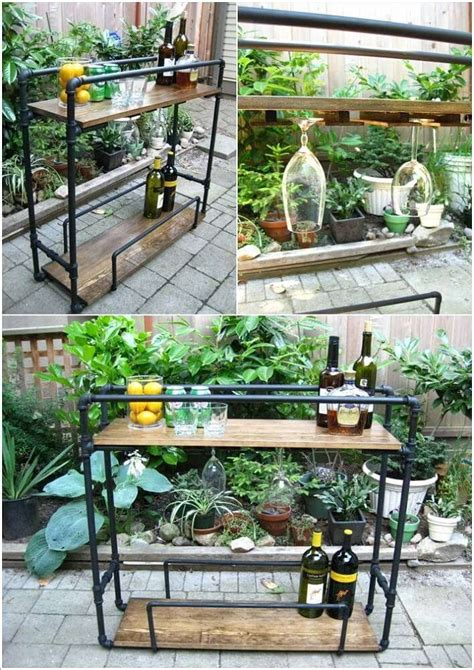 diy steel projects 25 cool diy metal pipe projects for your home