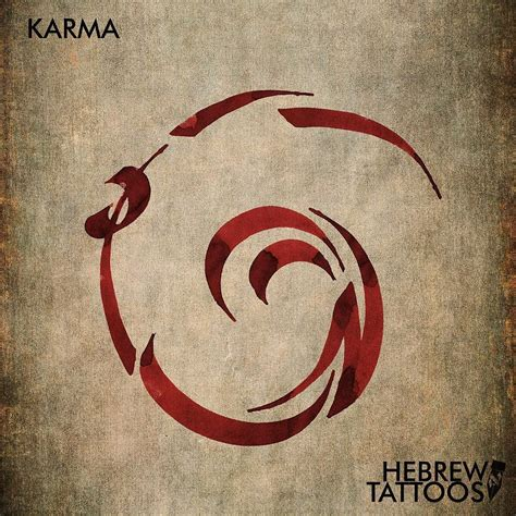 karma tattoo phoenix quot what goes around comes around quot says shon everything is