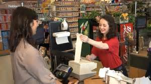 the of a grocery store cashier part 2