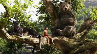 the jungle book awkwardly mixes outstanding cgi with a