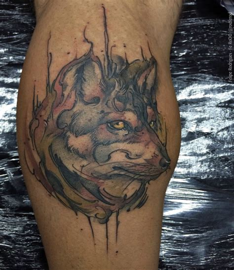steady tattoo awesome wolf images part 2 tattooimages biz