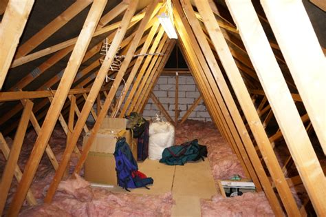 Convert To Vaulted Ceiling by Convert Attic To Loft Into Vaulted Ceiling New Interior