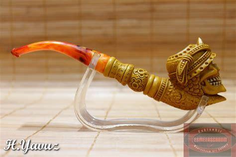 Meerschaum Pipes Pipa Rokok skull meerschaum tobacco pipe pipa pfeife handmade by h yavuz ebay