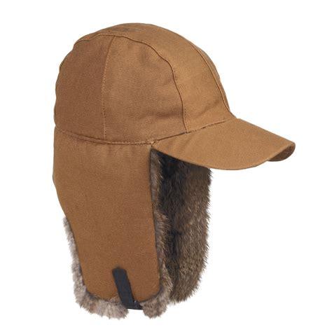 mad bomber 174 blizzard aviator hat insulated rabbit fur