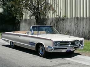 1966 Chrysler 300 For Sale 1966 Chrysler 300 Convertible 62405