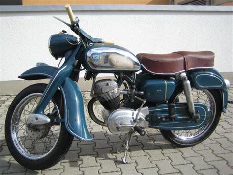 Oldtimer Motorrad Gesucht oldtimer motorr 228 der nsu bmw dkw gesucht in gr 246 benzell