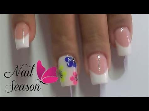 imagenes de uñas acrilicas botanic nails u 241 as acrilicas 3d bajo relieve faciles paso a paso
