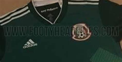 the mexico 2018 world cup football jersey introduces a unique retro inspired design set to be