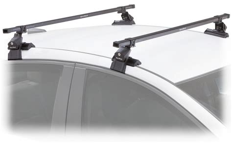 Auto Roof Racks by Sportrack Frontier Car Roof Luggage Rack For Cars With No