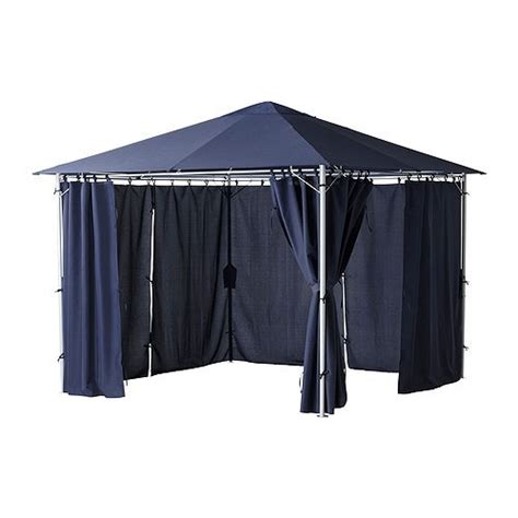 gazebi ikea ikea gazebo replacement canopy garden winds