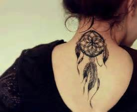 40 dreamcatcher tattoos on back