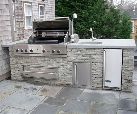 outdoor kitchen with sink outdoor kitchen island with sink