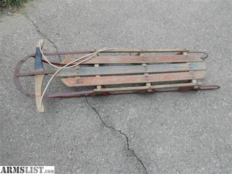 armslist for sale snow sled