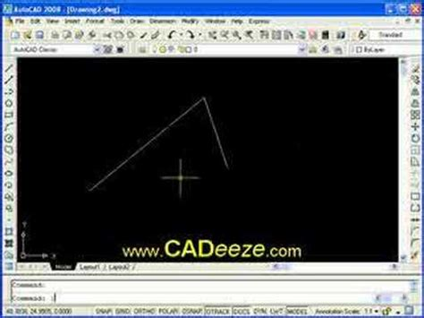 autocad 2007 tutorial youtube autocad 2008 tutorial 03 youtube