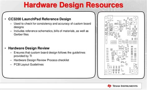 cc3200 layout guidelines make every iot device connected the cc3200 launchpad