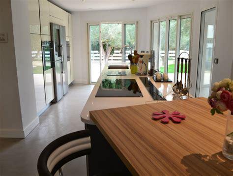 cuisine 駲uip馥 en longueur cuisine moderne en longueur mod 232 le alchimie