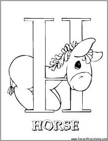 h color free letters h coloring pages