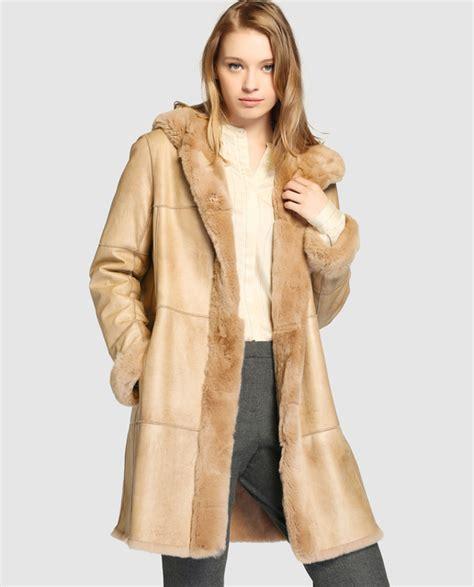 chaquetones en el corte ingles abrigo largo de mujer el corte ingl 233 s reversible 183 el