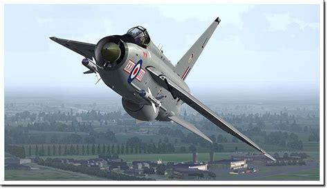 english electric lightning   fsxpd pc aviator