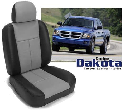 Dakota Leather Upholstery by Dodge Dakota Katzkin Leather Seat Upholstery Kit Shopsar