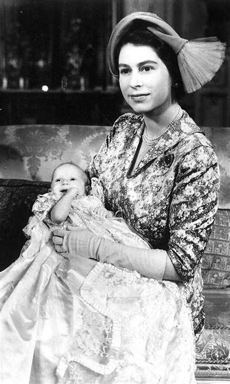 Adorable royal babies of the past, from George VI to