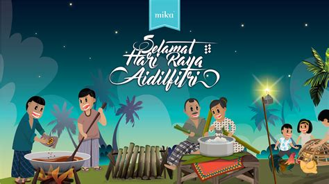 hari raya aidilfitri  packaging design  behance
