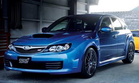 Suzuki Wrx Subaru Impreza Wrx Sti Spec C More Version