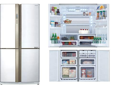 frigo sharp 4 porte acheter un frigo am 233 ricain vente r 233 frig 233 rateur 4 portes
