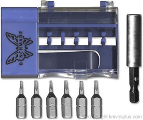 benchmade knives benchmade blue box tool kit bm 11382