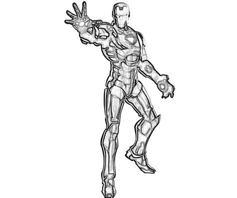 iron man 3 coloring pages online marvel vs capcom iron man character yumiko fujiwara